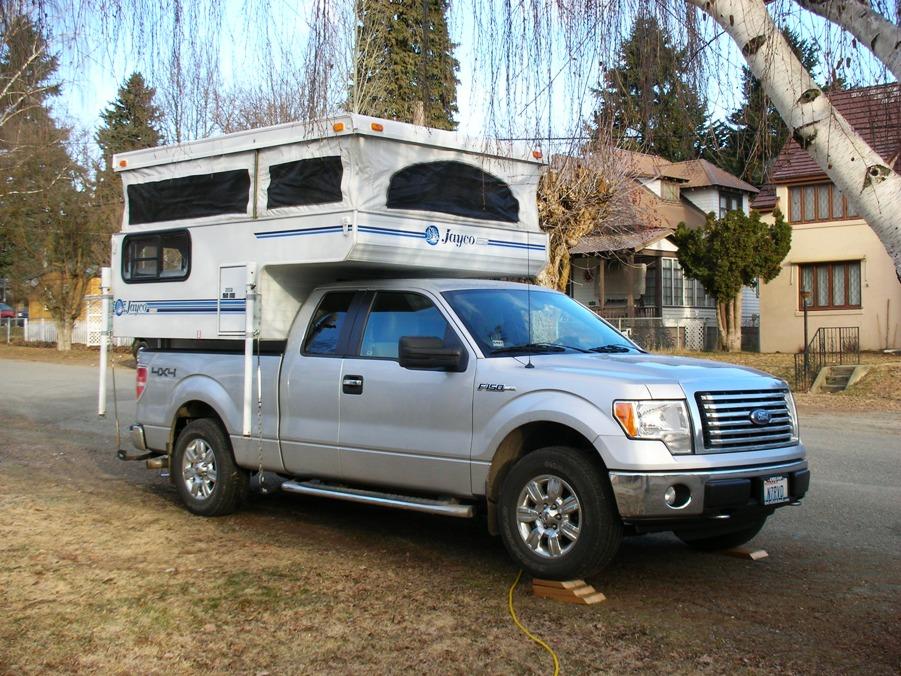 Good Sam Club Open Roads Forum: Truck Campers: Smaller truck