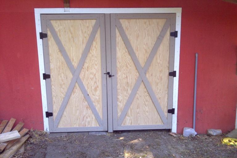 brian built barn doors. Barn Doors Built. Brian Built E